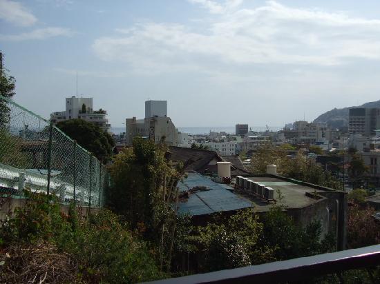 Hotel Yoshino: 部屋からの眺め