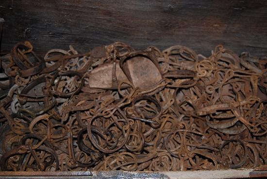 Kura Hulanda Museum: Reminder of how slaves were treated