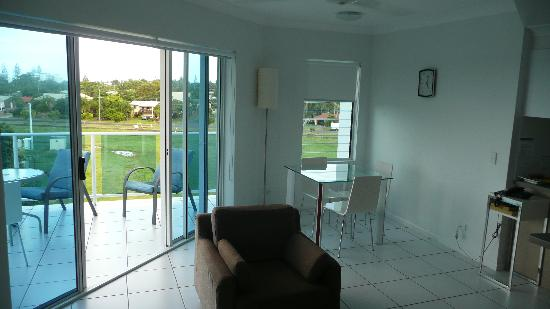 Koola Beach Apartments Bargara: Dining