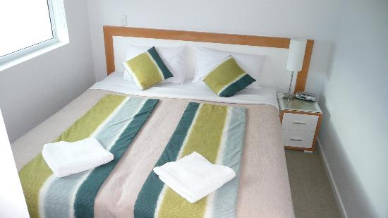 Koola Beach Apartments Bargara: Bedroom