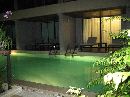 Aree Tara Resort: Pool front access rooms - excellent!