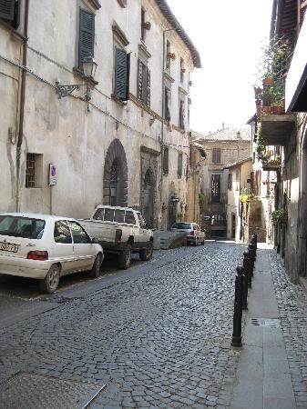 إقامة وإفطار بفندق سانت آندريا: The street out front