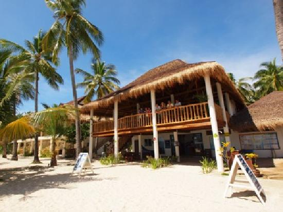 Ocean Vida Beach & Dive Resort: Restaurant