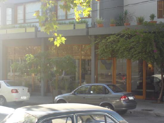 Hotel Casagrande: Frente del Hotel
