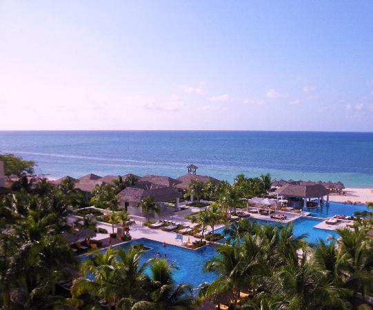 Iberostar Grand Hotel Rose Hall: the view from our balcony