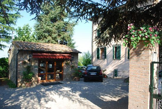 Villa Porta all'Arco : parking
