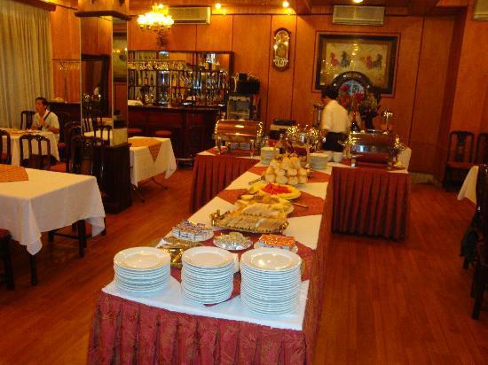 Asia Hotel Hanoi: Restaurant