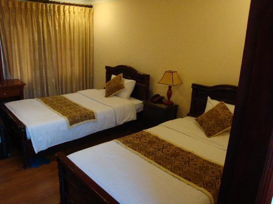 Asia Hotel Hanoi: Chambre (9ème étage)