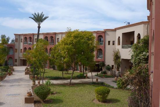 IBEROSTAR Club Palmeraie Marrakech: 2e batiment