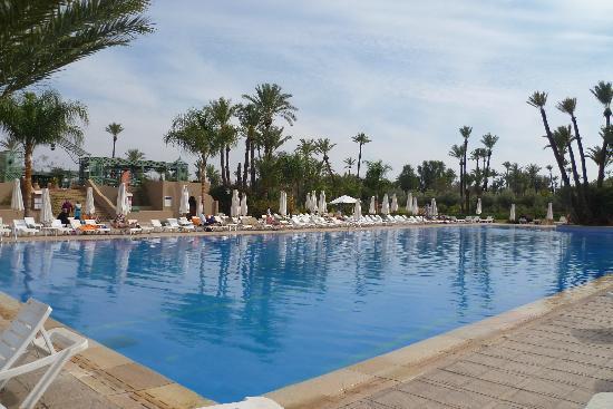 Iberostar Club Palmeraie Marrakech: piscine