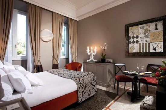 Palazzo Manfredi - Relais & Chateaux: Prestige room