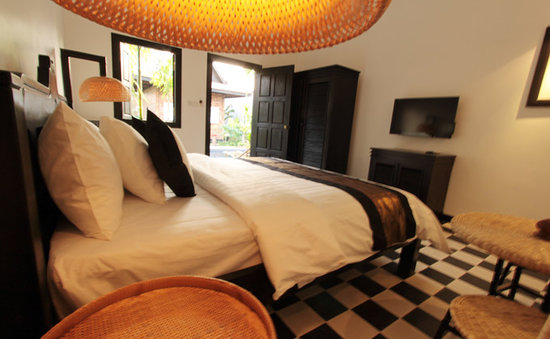 Petit Villa Boutique & Spa : standard suite room, offering many complementary