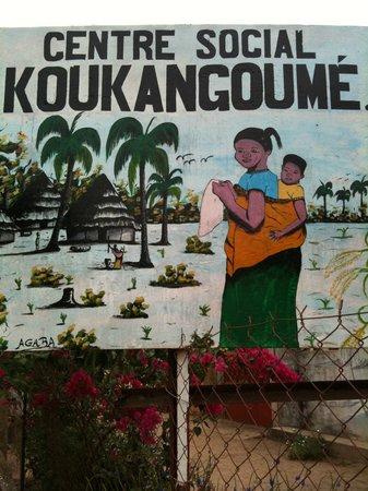 Ziguinchor, Senegal: Centre Koukangoume