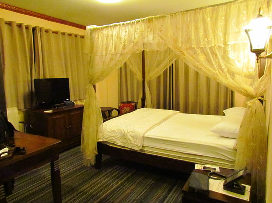 SK Boutique Maha Nakhon: Princess bedroom