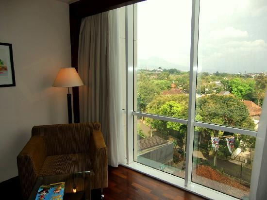 The Luxton Bandung: A corner with a view