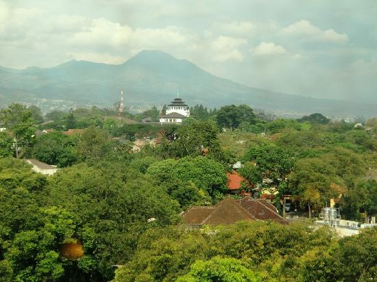 The Luxton Bandung: View from our room