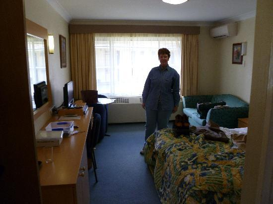 كومفرت إن ريدليف ريزورت: Room - clean and comfortable