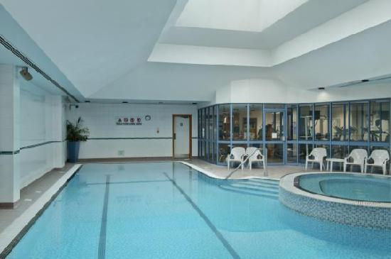 Hilton Coventry Hotel: Pool