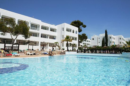 Prinsotel Alba Hotel Apartments: Exteriores