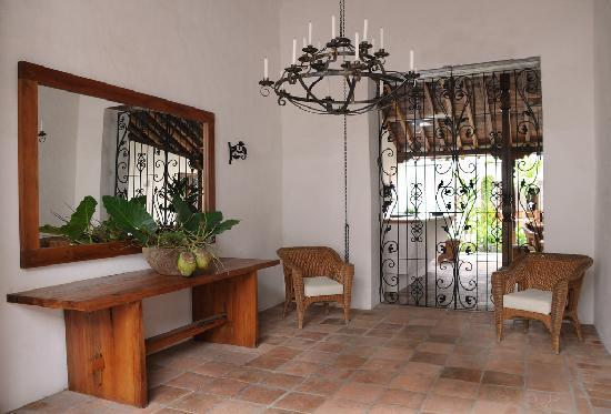 Bioma Boutique Hotel Mompox: Entrance Hall