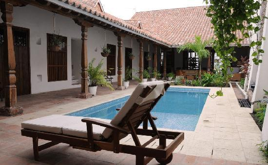 Bioma Boutique Hotel Mompox: Pool View 2