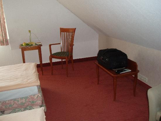 Seeschlösschen Dreibergen: im Zimmer
