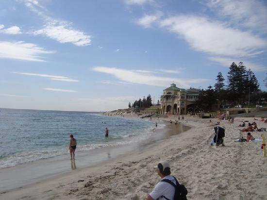 Cottesloe, Australia: Water view
