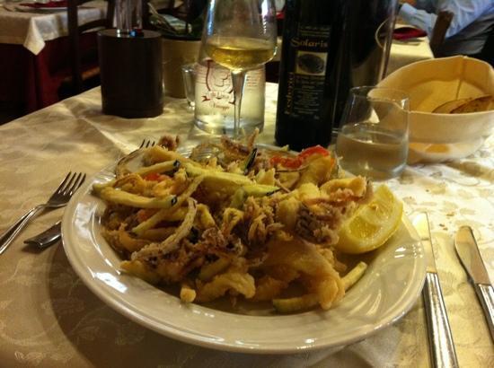 Antica Locanda da Luca : frittura