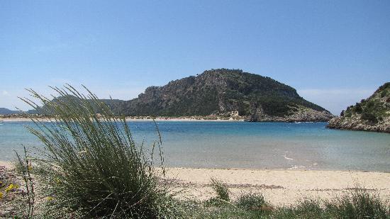 Kalamata, Griechenland: 9-Voidokilia