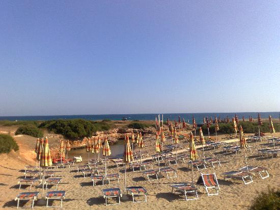 Scoglio degli Achei: Spiaggia