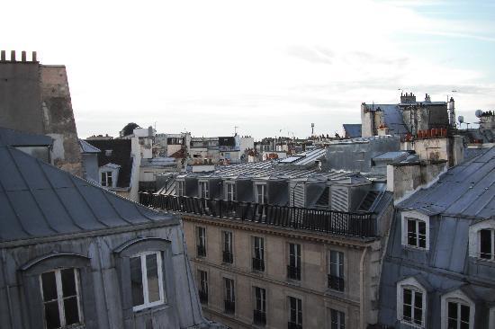Hotel Baby: vista terrazzino