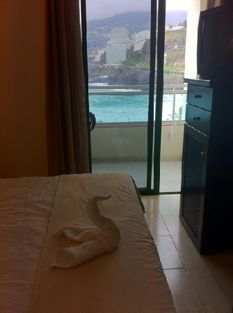 H10 Tenerife Playa: ask for a sea view!