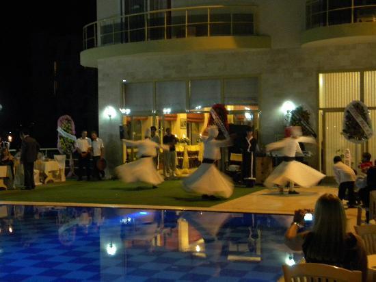 Arora Hotel: A performance.