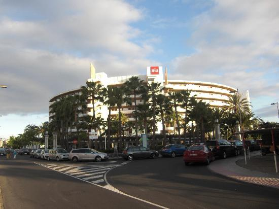 Playa Del Ingles Hotel Riu Palmitos