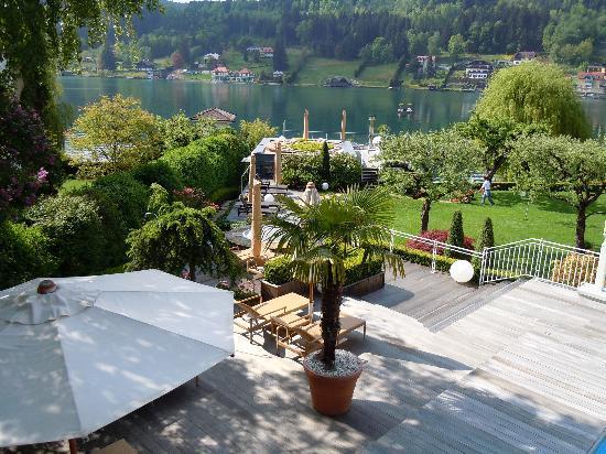 Koller's Hotel: garden