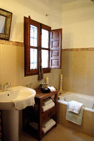 Cortijo Piedra: Bathroom