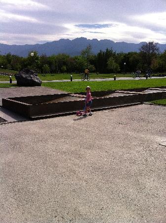 Parque Plaza Sesamo: beautiful