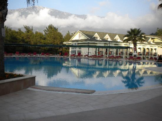 Green Forest Hotel: nice pool