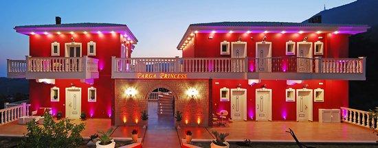 Hotel Parga Princess: Hotel 'Parga Princess' - entrance