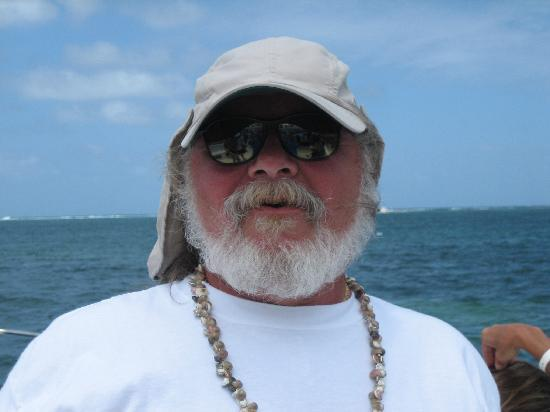 Lake Harmony Cruises: captain Wolf--Call 908-303-8332 for Reservations