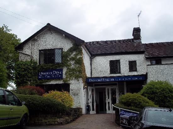 Crosthwaite, UK: Front of hotel