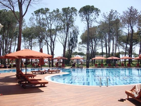 Ali Bey Resort Sorgun: Pool