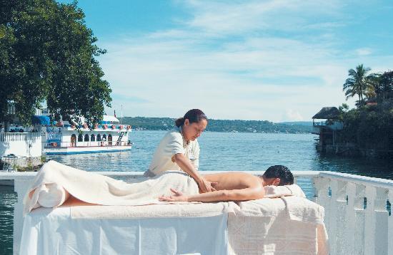 Hotel Villa Bejar and Spa Tequesquitengo: Spa
