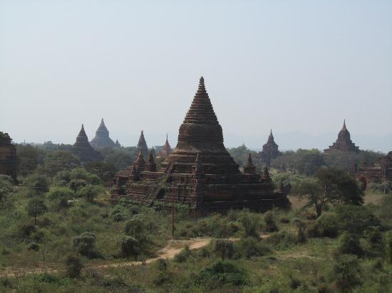 พม่า: across the horizon- Bagan