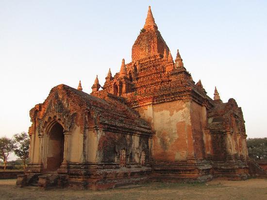 พม่า: early morning- Bagan