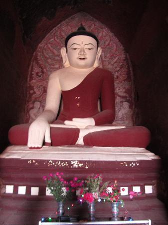 พม่า: Buddha - Bagan