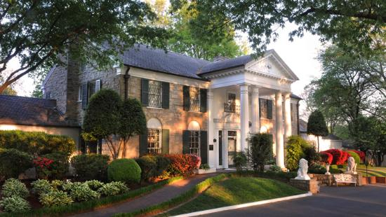 Photo of Monument / Landmark Graceland at 3734 Elvis Presley Blvd, Memphis, TN 38116, United States