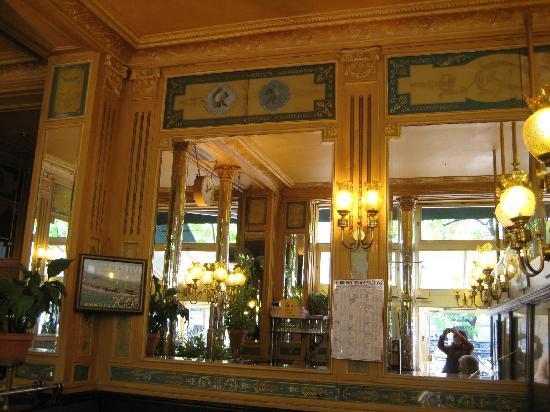 d cor ann e 30 picture of brasserie les deux palais paris tripadvisor. Black Bedroom Furniture Sets. Home Design Ideas
