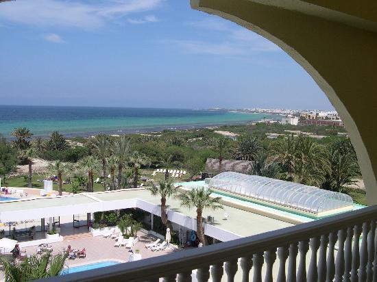 One Resort Monastir : Vue de notre chambre 417