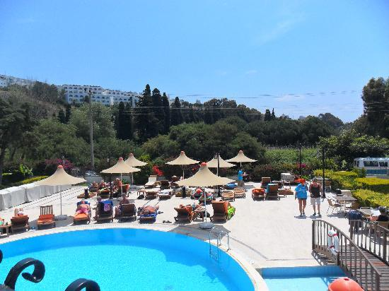 Golden Beach Hotel: Pool2